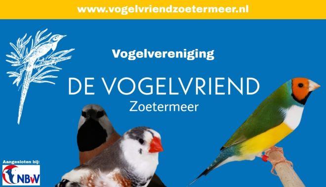 Vogelvriend Zoetermeer
